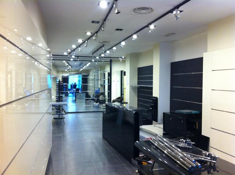 Illuminazione led negozi abbigliamento illuminazione a led per
